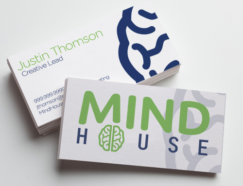 Mindhouse Marketing Agency Branding