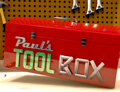 Pauls Toolbox Intro
